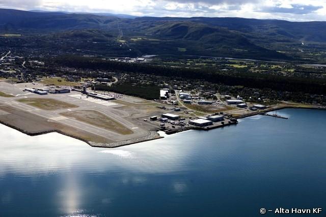 Alta Havneterminal og Alta Nye Lufthavn