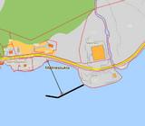 Alternativ plassering av marina ved Møllenes i Kåfjord