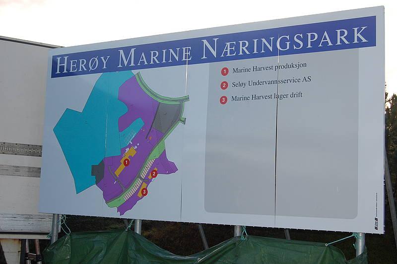 Herøy marine næringspark