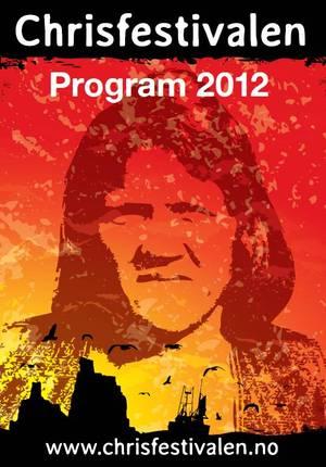 Illustrasjon Chrisfestivalen 2012