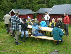 Slåttetreff Bøvelstad 2012