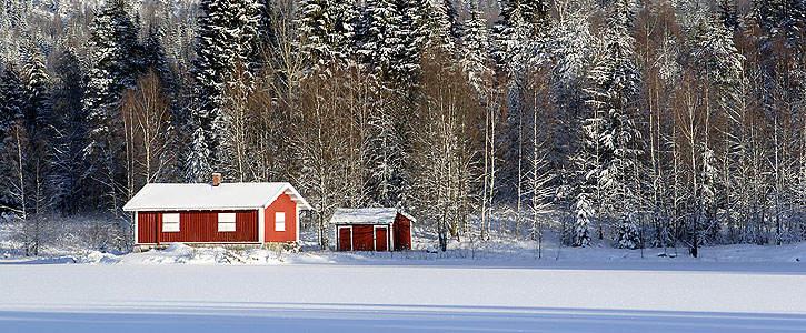 Finnland ved Mønevann