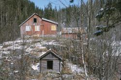 Bøvelstad i 1971 før første restaurering
