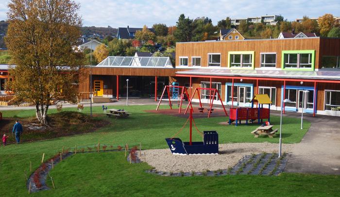 Byggeklossen barnehage