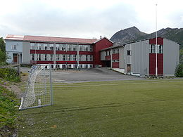 Gryllefjord Skole