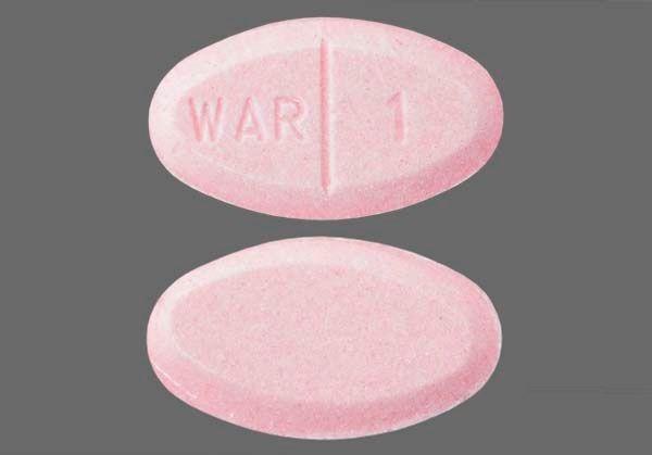Warfarin Sodium 1mg tablet