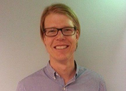 Henrik Jansson, forskningsleder i TKØ