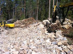 Fylkesmannen i Oslo og Akershus har gitt Rælingen kommune en irettesettelse, fordi inngrepet med anleggelse av en tursti fra Myrdammen ble langt større enn omsøkt.