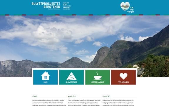 Bergteken-Aurland-kommune