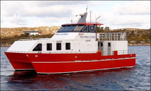 Sørøya Havfiskecruise AS
