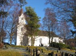 Uggdal kyrkje