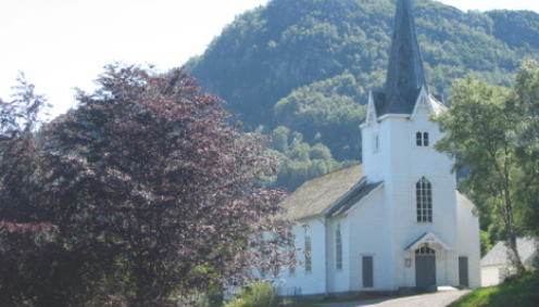 Tysnes kyrkje