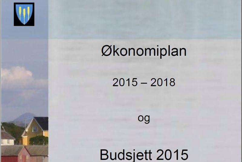Budsjett 2015