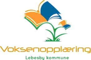 Logo for Voksenopplæringen i Lebesby kommune