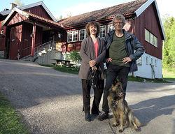 Bjarne Røsjø. Irene Asphaug og Even Saugstad har vært bestyrere på Sandbakken siden 2004, men nå sier de takk for seg.