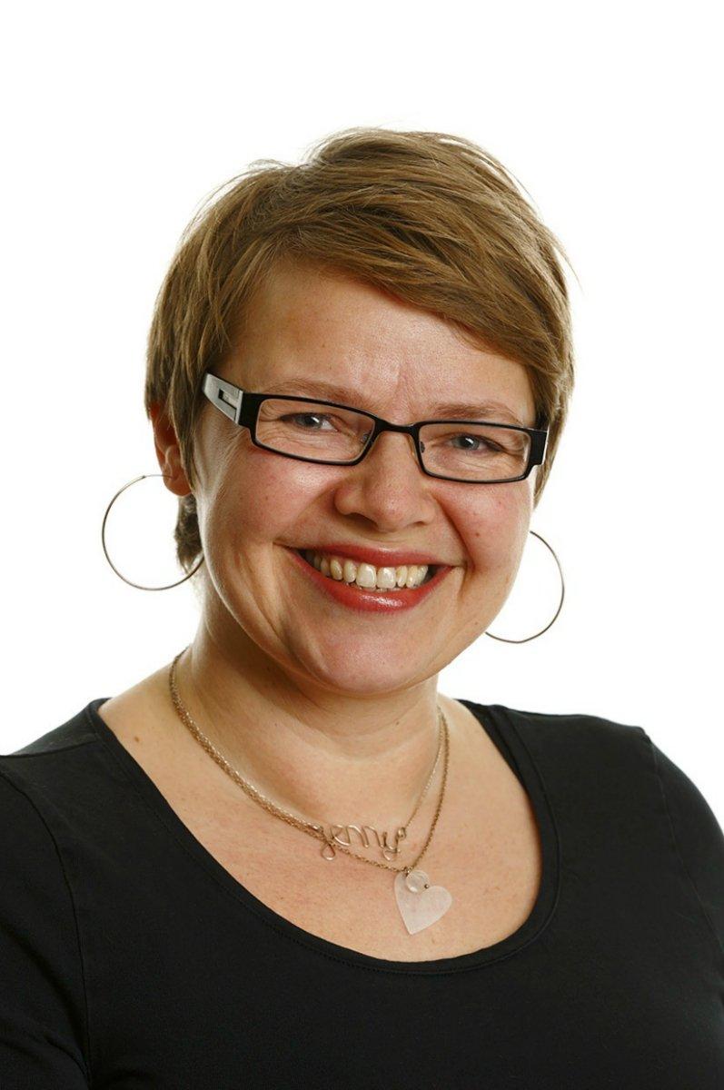 Bilde av Kommunikasjonsrådgiver hos Aktiv Ung, Stine Irgens