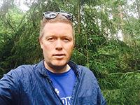 Inge Strand Selfie