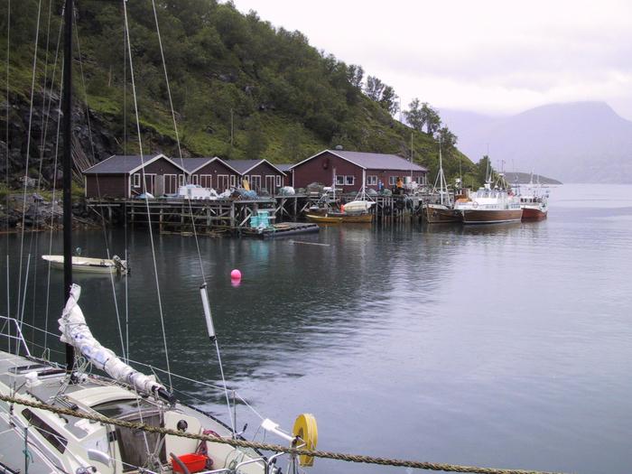 Kvalfjord - fiskerikai