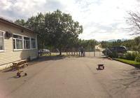 Skolegården vest