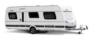 BEDUIN 550 ER er en ny modell av denne populære serien.