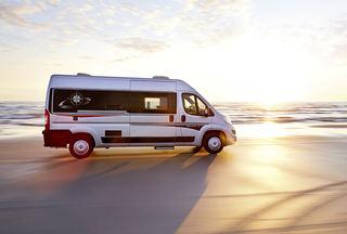 HOBBY VANTANA K60 er den mellomste modellen som er seks meter lang.