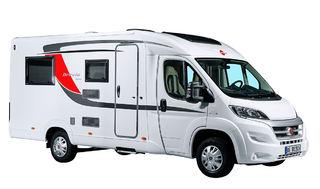 BREVIO er en liten, halvintegrert bobil, men den er nesten så liten at den konkurrerer med Van-modellene.