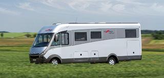 HIGHLINER er den nye toppmodellen til Carthago når man nå slutter å produsere Liner de Luxe-bilene.