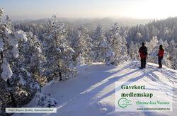 Gavekort Vinter NFO 10x15