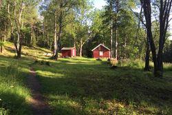 Idyllen ved Dølerud må ikke ødelegges av en bred grusvei. Foto: Ukjent