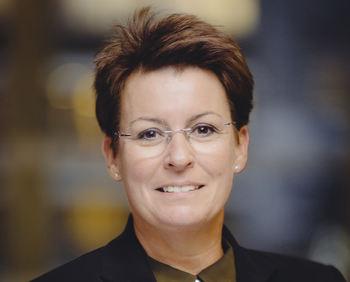 Kommunaldirektør Eva T. Olsen ved byrådsavdeling for helse og omsorg. Foto: Marius Fiskum