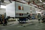 DET BLIR INGEN produksjon i Cabbys lokaler her i Kristinehamn lengre. Polar har kjøpt opp varemerket og reservedelsvirksomheten. Foto: KJELL-ERIK KRISTIANSEN