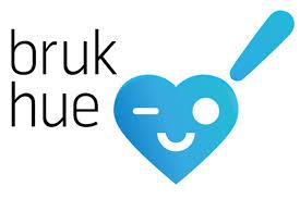 Bruk hue logo