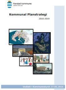 Kommunal planstrategi
