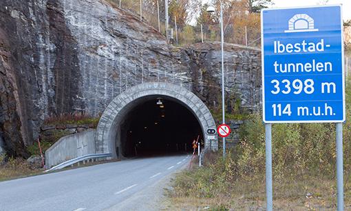 Ibestad tunnelen