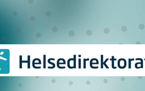 Logoen til Helsedirektoratet