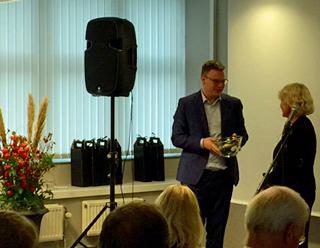 Fylkesordfører Oppland og Hilde Vogt Toven.jpg