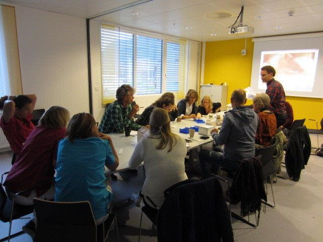 Snusprosjektet på besøk hos Valdres tannklinikk