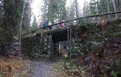 Korketrekkeren skal repareres og åpnes før jul, forteller Bymiljøetaten. Foto: Østmarkas Venner.