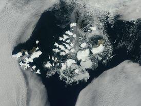 Frans Josefs Land- NASA- 14