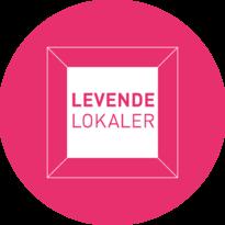 Logo Levende lokaler