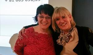 Marianne Bremnes og Kari-Anne Opsal