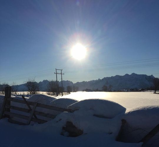 Skidag 07.03.17. sol