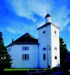 Flekkefjord kirke