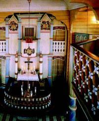 Interiør i norske kirker