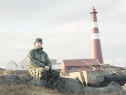 Slettnes, Østfinnmark, Kai Brox