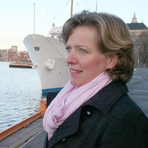 Kystdirektør Kirsti Slotsvik