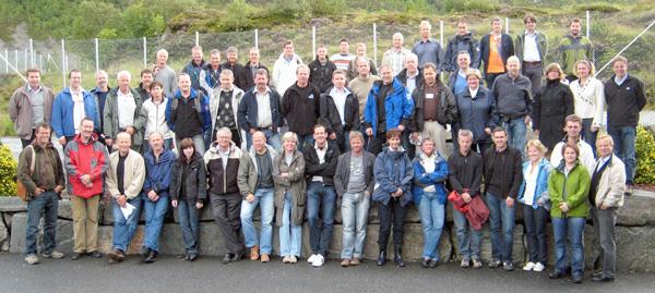 Medlemmer på Miljøseminar