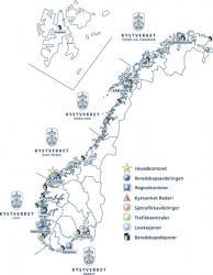 Kystverkets norgeskart