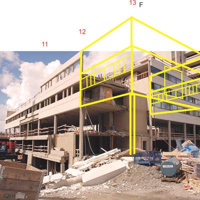 Illustrasjon av bygget