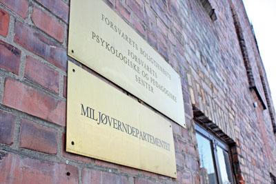 Miljøverndepartementet, Foto: Lillian Nordby Øktner, ØKOKRIM